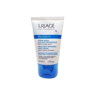 Uriage URIAGE Bariederm Creme Mains Isolante Reparatrice 50 ml Renksiz